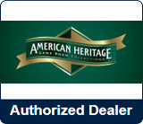 American Heritage Authorized Dealer