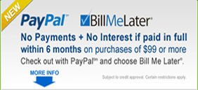 PayPal BillMeLater